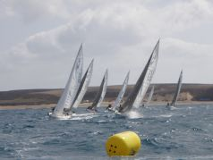Sales incentive in Lanzarote. Sailing regattas